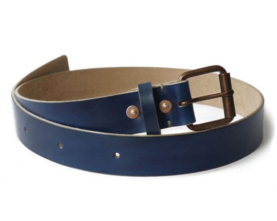 Mens Blue Belt