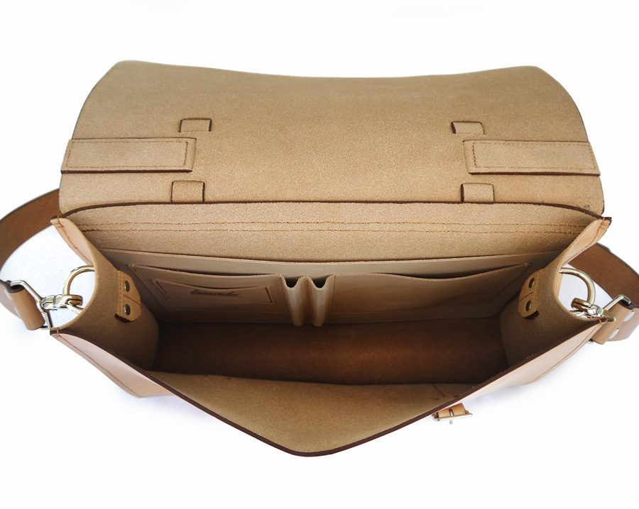 Inside view of Messenger Bag