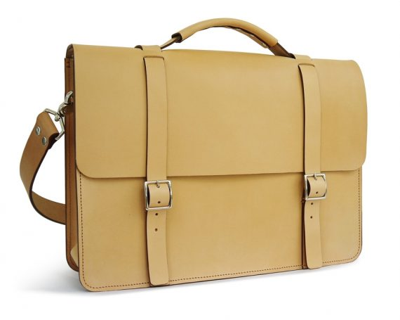 Natural Messenger Bag